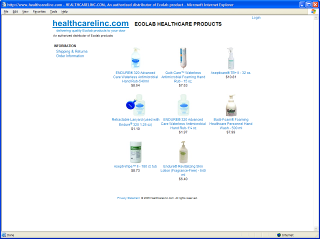 screenshot_healthcarelinc